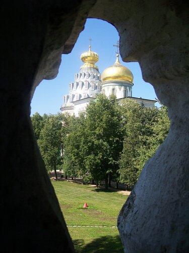 Воскресенский Ново-Иерусалимский монастырь