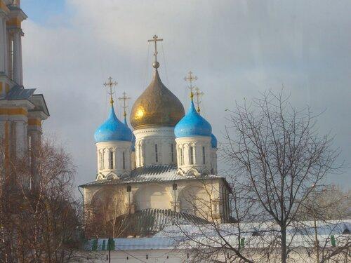 москва.даниловский мужской монастырь