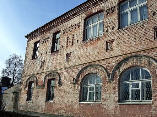 Черкизово. Здание школы