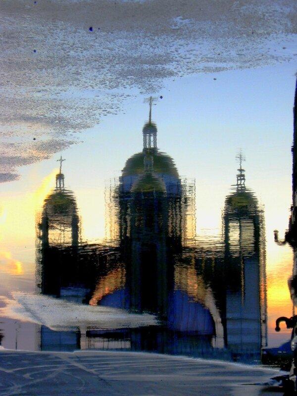 Отражение Храма