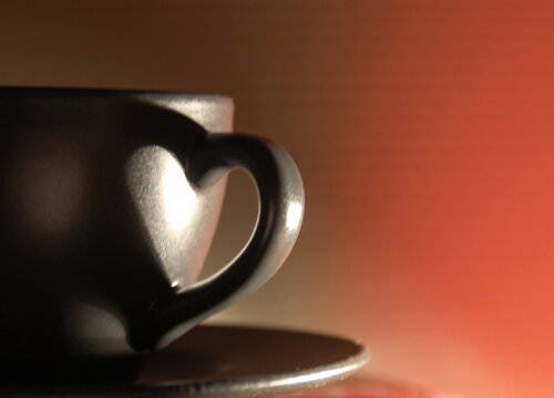 coffee cup love