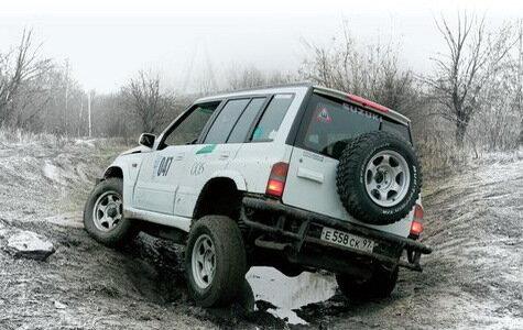 Тюнинг Suzuki Vitara и Grand Vitara