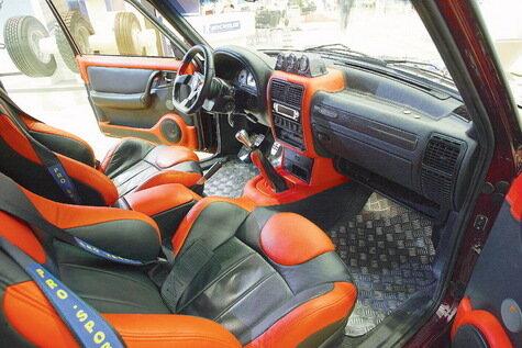 ГАЗ 31105-121 Спорт