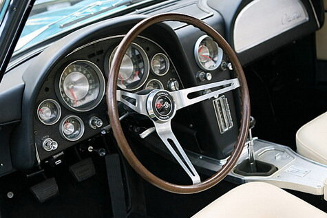 1963 Chevrolet Corvette Rondine Pininfarina Coupe