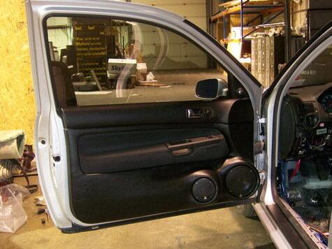 VW Golf GTI 1.8T Путь школьника