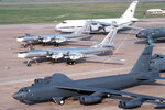 Tu-95, AN-124, B-52H.jpg, Май 1992 года, Барксдейл, США