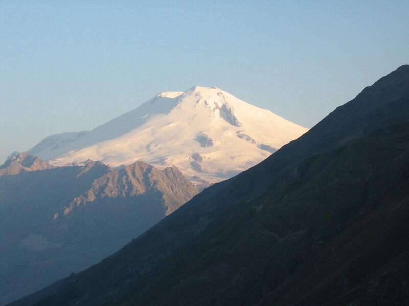 Сборы в альплагере Джантуган. Август 2007 года