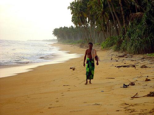 Шри-Ланка. Человек и море