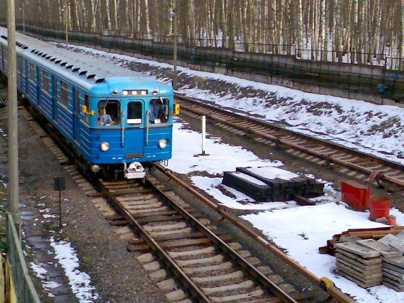 """Московское метро, станция - """" Измайловская"""""""