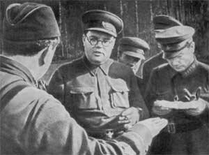Щербаков - советский Геббельс, глава Совинформбюро