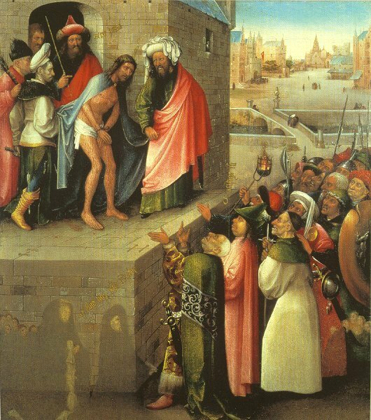 — картина нидерландского художника Иеронима Босха, 1485