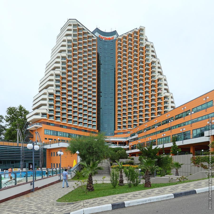 курортный комплекс Дагомыс