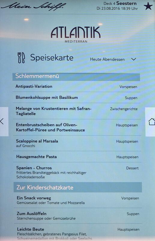 Люкс по-немецки: круиз по Северной Европе на новом флагмане TUI Cruises - Mein Schiff 5