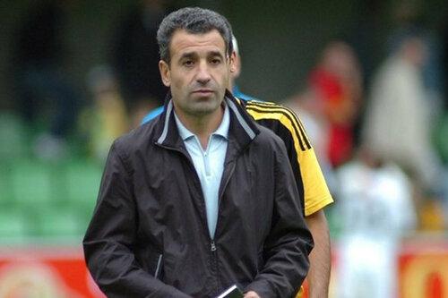 Новым тренером команды «Саксан» стал Иван Табанов