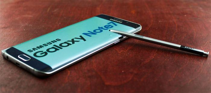 Обзор Samsung Galaxy Note 7 и спешка корейцев с ним