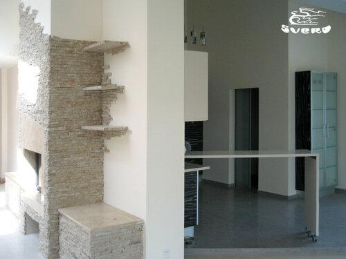 012.кухня, барная стойка