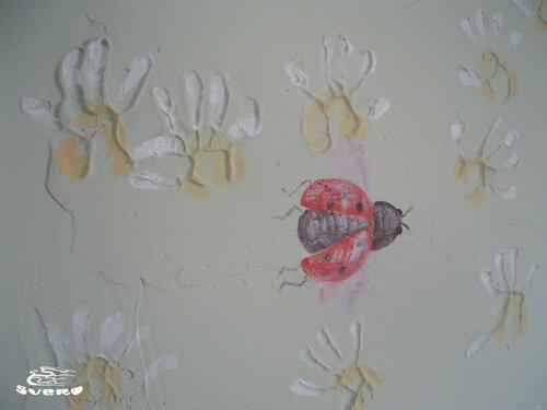 030. детская комната, интерьер