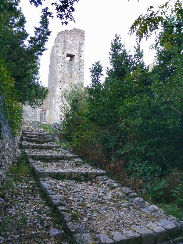 Мали Стон, Хорватия