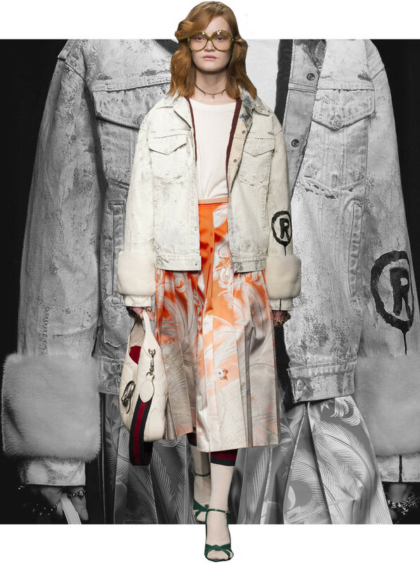 DISTRICT F | Gucci FW16