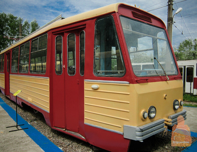 Нижегородскому музею трамваев не хватает финансирования