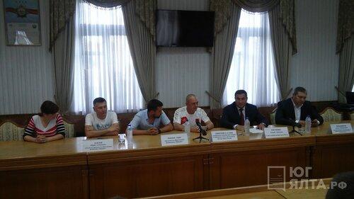 Первая в Российской Федерации стационарная вышка для хай-дайвинга появилась вКрыму