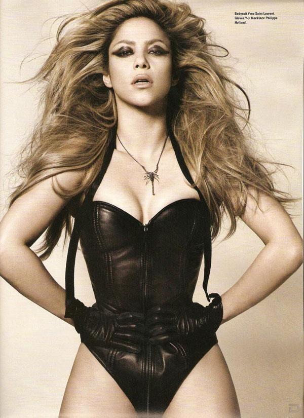 Шакира — Изабель Мебарак Риполл.