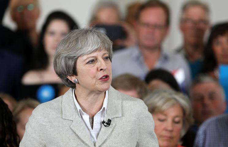 Мэй пообещала быть жёсткой инеуступчивой дамой впереговорах поБрекситу