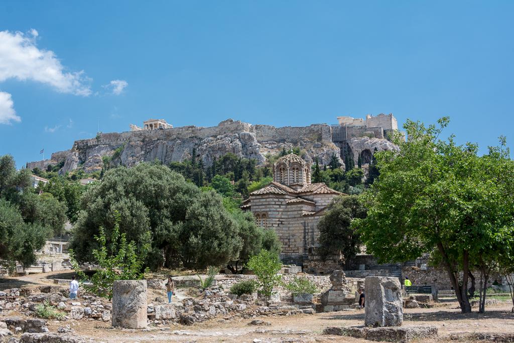 Мои Афины