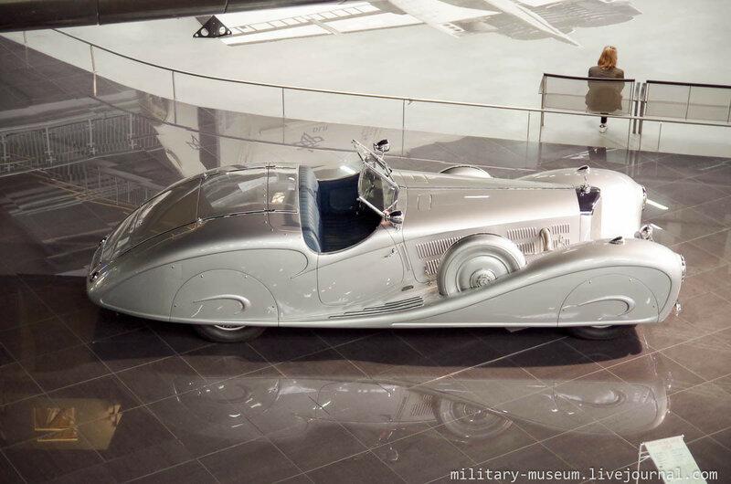 Mercedes-Benz 500 K (1934–1939)