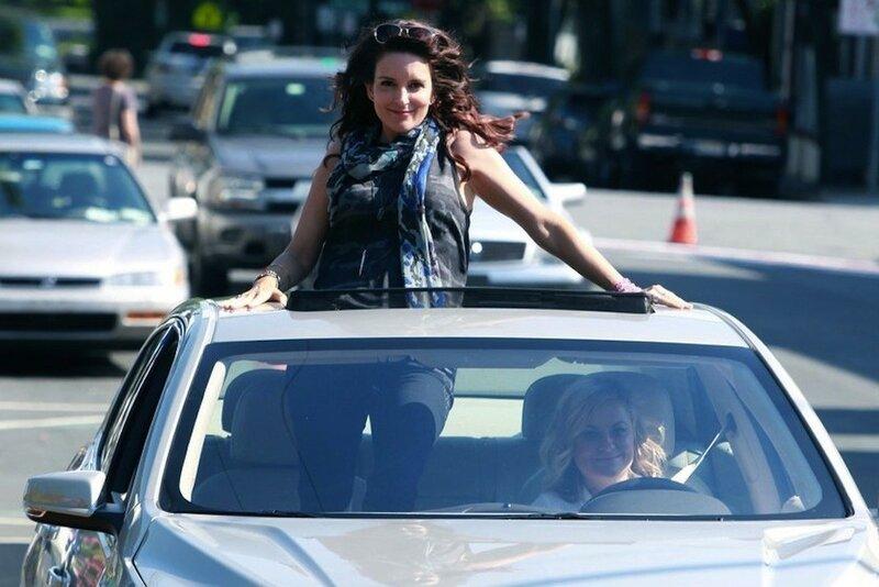 Знаменитости, которым лучше не садиться за руль автомобиля