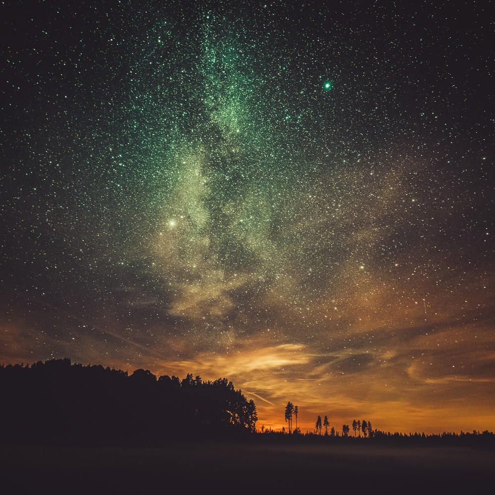 Lost at Night, 2014 Self-taught photographer Mikko Lagerstedt ( previously ) is drawn into the night