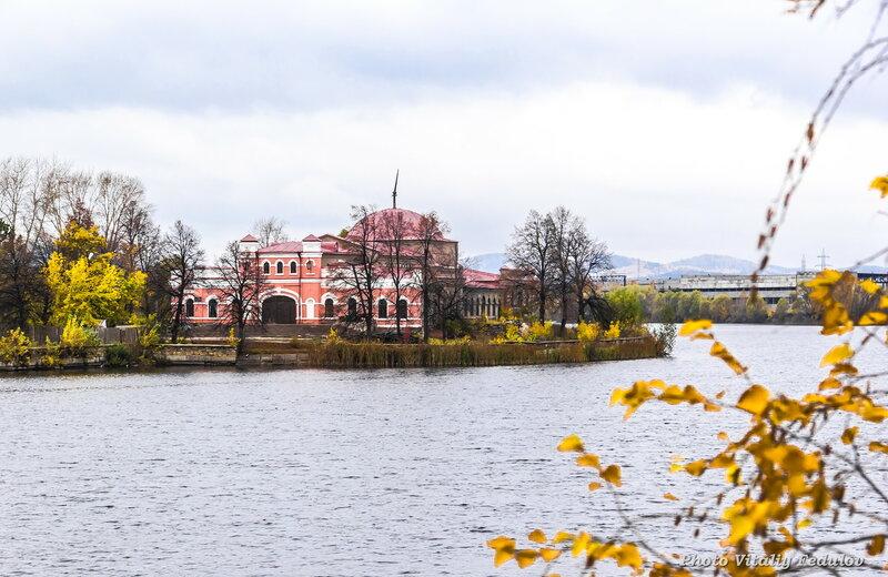 Кыштымская осень 2016