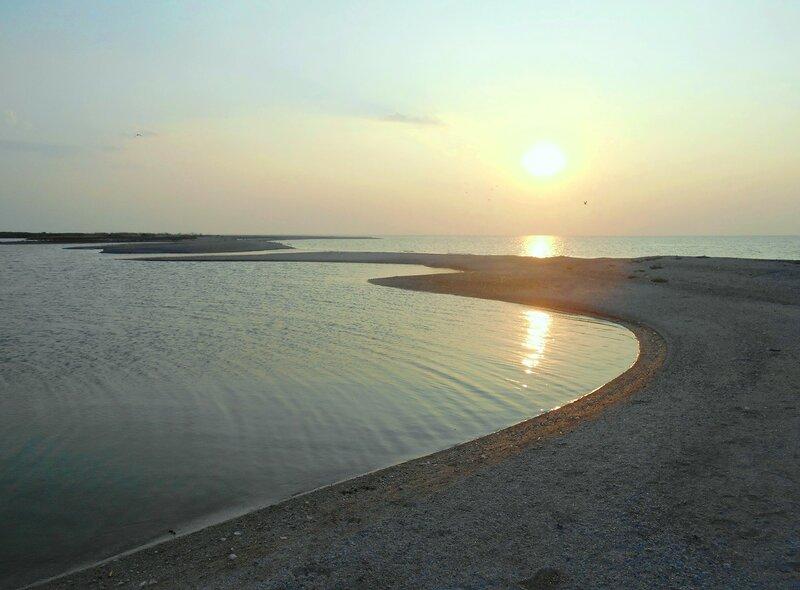 На закате, на берегу Азовском ... DSCN7416.JPG