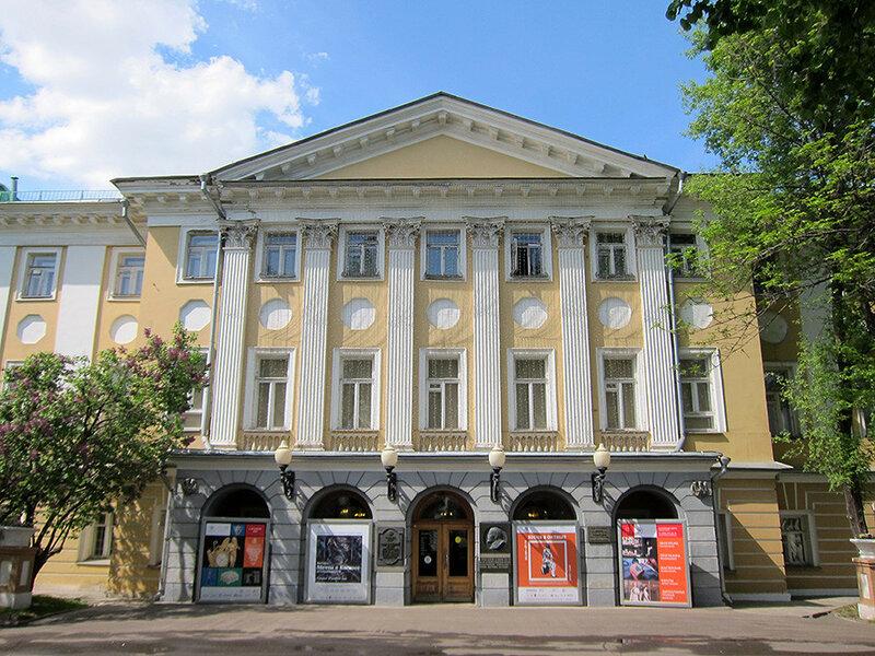 Музей национального искусства в москве фото
