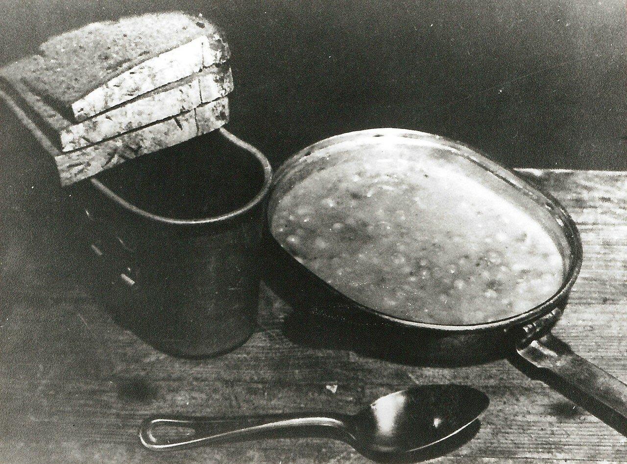 Тюремный завтрак обвиняемого