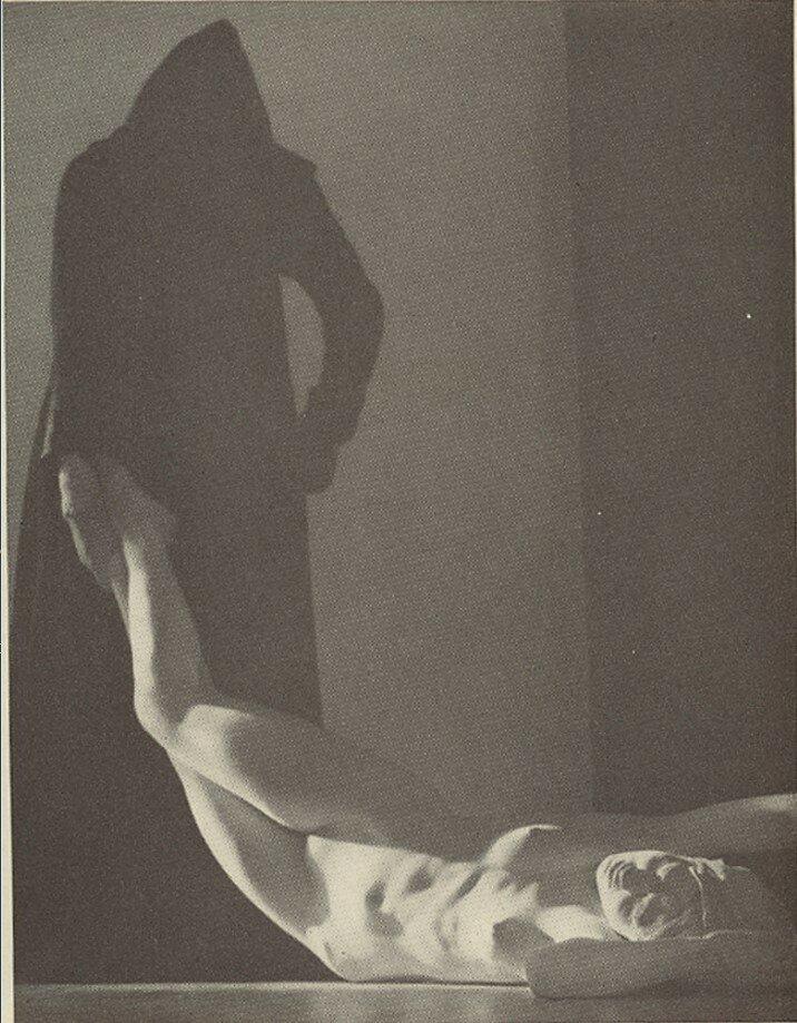 1936. «Мадонны и монстры». Смерть Гипатии