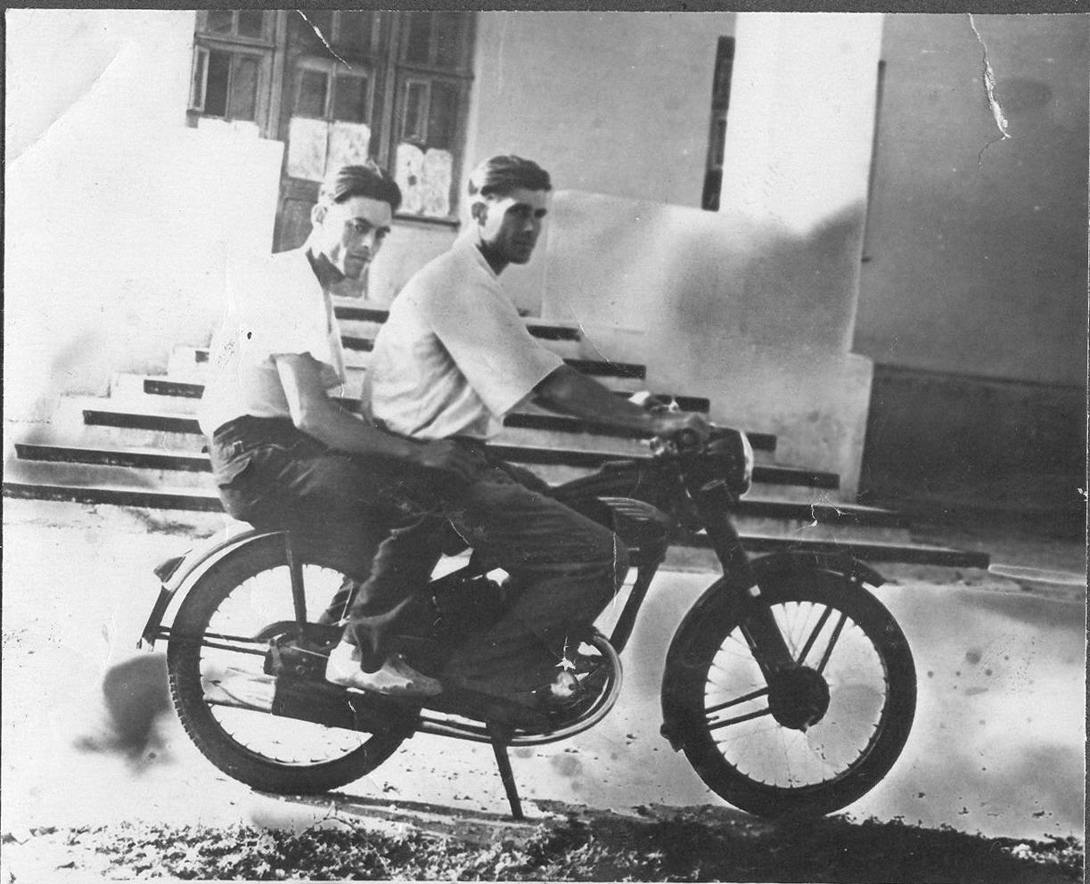 1960-е. Казахстан, Павлодарская обл. Сберкасса