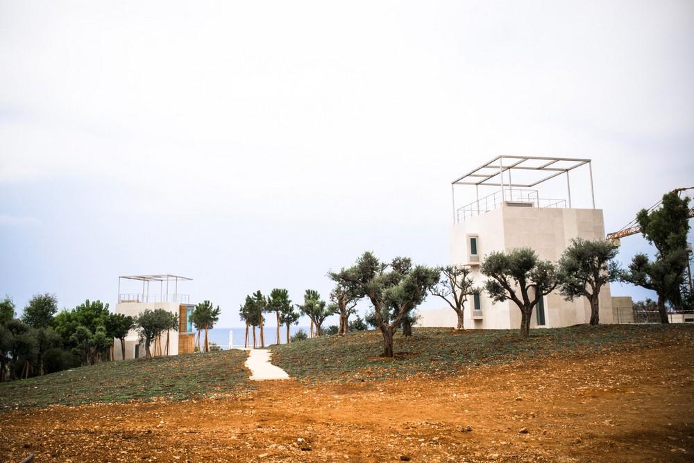 Жилой кластер на Средиземноморском побережье Ливана
