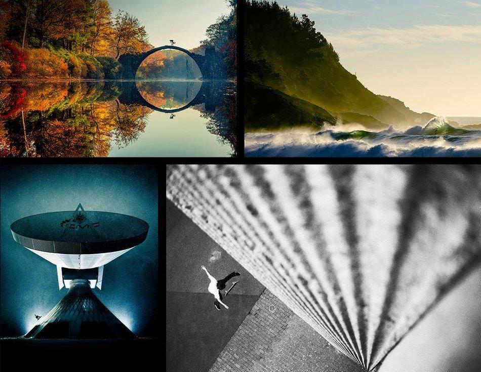 10 лет конкурсу экстремальных фотографий Red Bull Illume