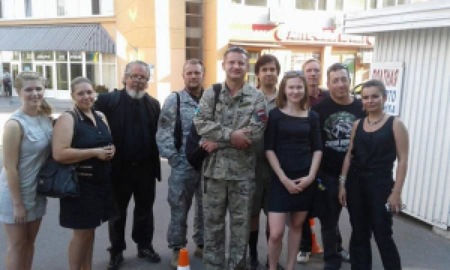 Днепровский ячейка помогает реабилитации фронтовиков