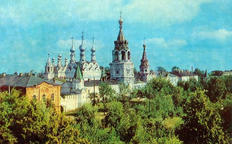 ZAVODFOTO / История городов России в фотографиях: Муром, 1975