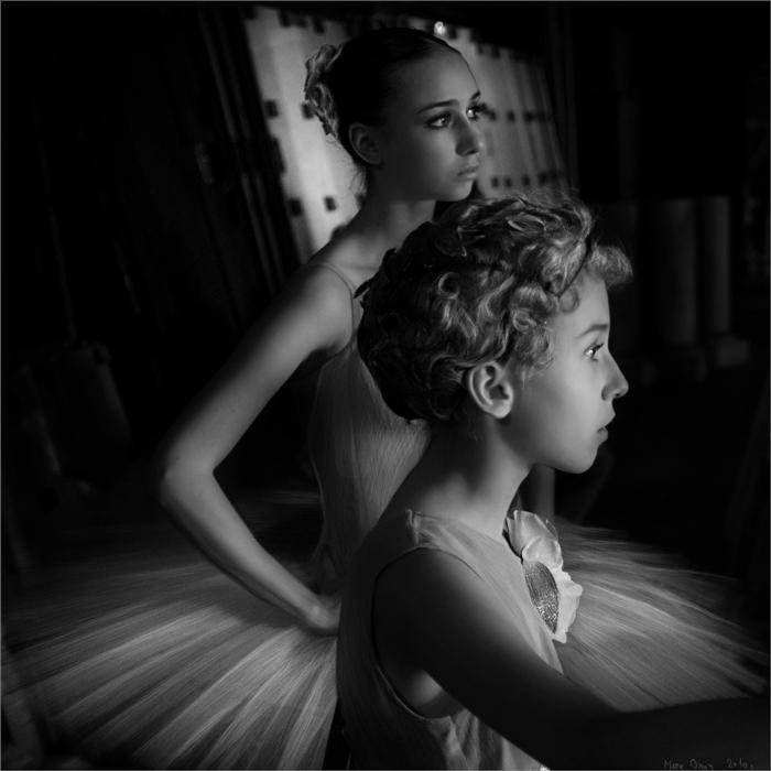 балет Марка Олича