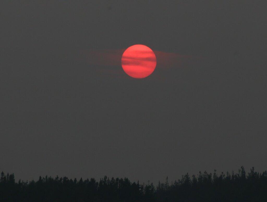 Урал. Закатная дымка