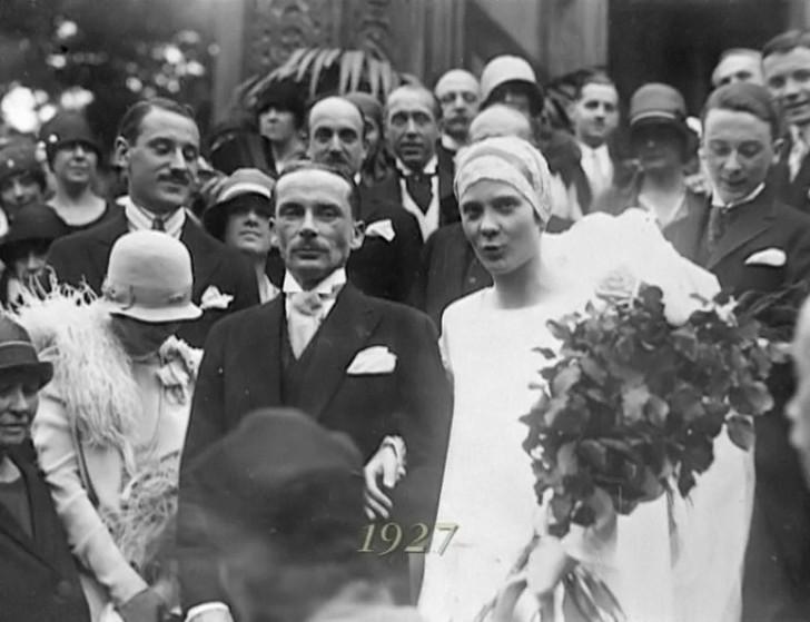 Свадьба Натали и Люсьена Лелонга. Натали Палей представили Коко Шанель, которую восхищали «порода» и