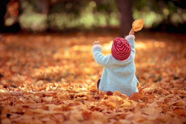 14. Только осенью можно от души пошуршать опавшей листвой