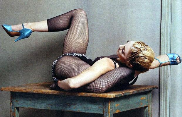 Фотограф — Стивен Кляйн для журнала W, 2003 год.