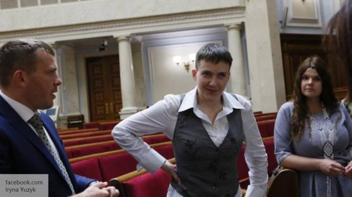 Савченко сообщила, что тема ЛГБТ-марша вКиеве недолжна ссорить Украинское государство