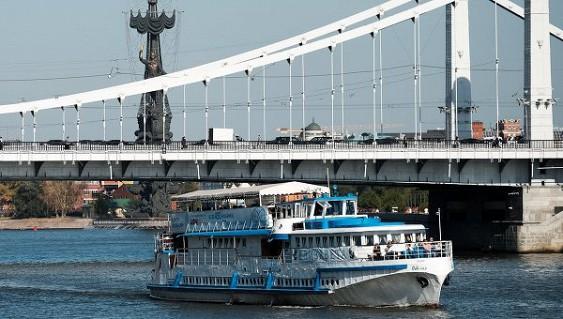 В российской столице появится плавучий экомузей