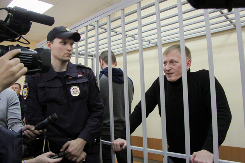 ВВологодской области осудили банду наркополицейских