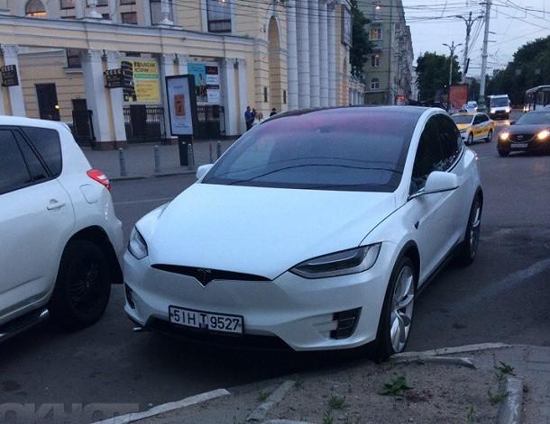 Tesla обогнала покапитализации БМВ
